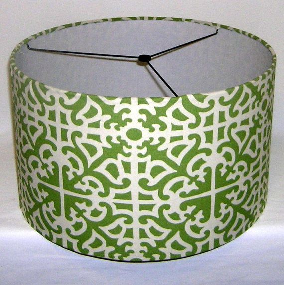 27 best drum lamp shades images on Pinterest | Drum lamp shades ...