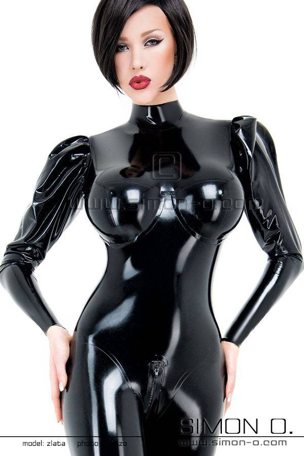 145 best images about Latex ladies on Pinterest