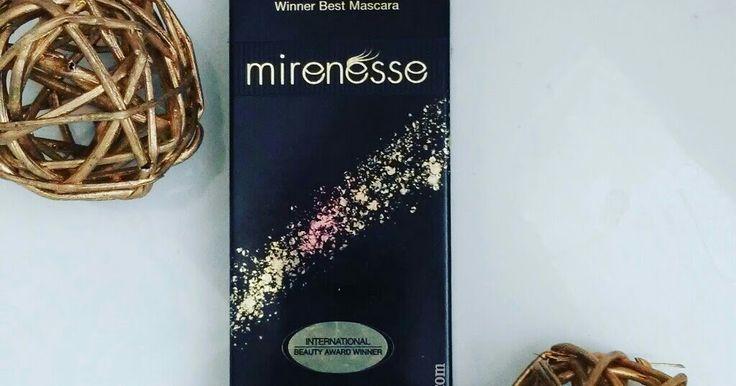 Mirenesse Secret Weapon Supreme 24 HR Mascara Review