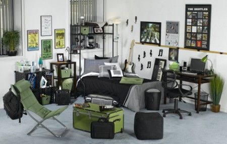 College dorm ideas for guys dorm room design idea for - Room decor ideas for guys ...