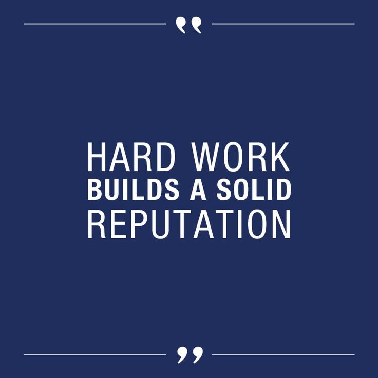 """Hard work builds a solid reputation."" – Christina V., Vera Bradley Store Manager"