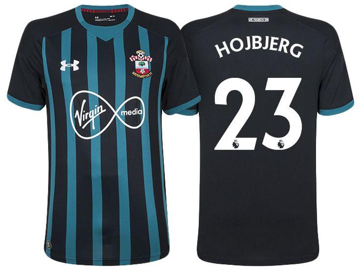 Southampton Jersey pierre emile hojbjerg 17-18 Away Shirt