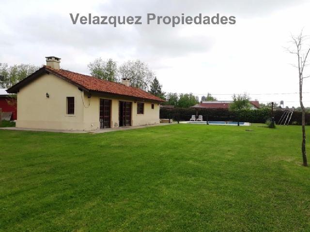 Casa En Venta En Comarca Del Sol Pdo. De Exaltacion De La Cruz