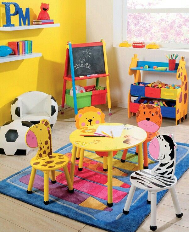 Playroom...