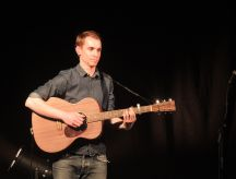 Ben Mazué  Live à l'Européen - 7 avril 2015