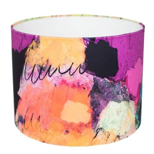 Cliff Face Lamp Shade