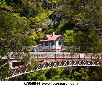 Kings Bridge, Launceston Tasmania