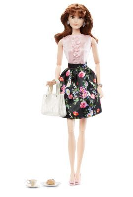 The Barbie Look® Barbie® Doll – Sweet Tea | The Barbie Collection --- gorgeous, love the face and articulation!