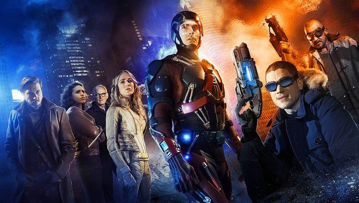 DC's Legends Of Tomorrow Season Finale – Live Coverage