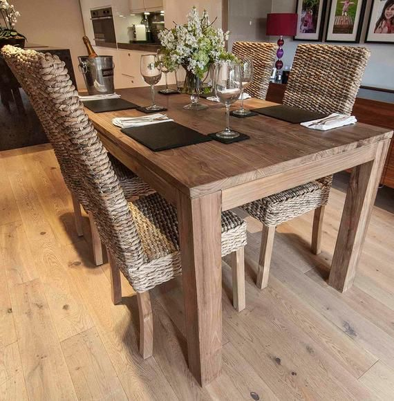 45+ 90 x 90 dining table and chairs Various Types