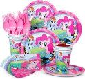 Does your kid want a My Little Pony party for their birthday? My daughter does too, so I submerged myself in MLP-isms, and parties dreams are made of, to find the must-have and the best My Little Pony birthday party ideas. Take a look at these 20 ideas for a magical My Little Pony party that...
