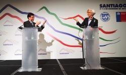 Página inicial del Fondo Monetario Internacional (FMI) en español