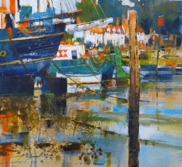 Mall Galleries Shows Chris Forsey