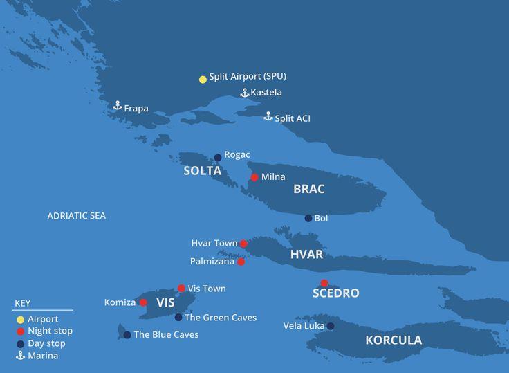 The 25 best Croatia map ideas on Pinterest  Map of croatia