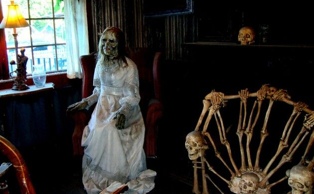 Best Haunted Houses & Hayrides in NJ