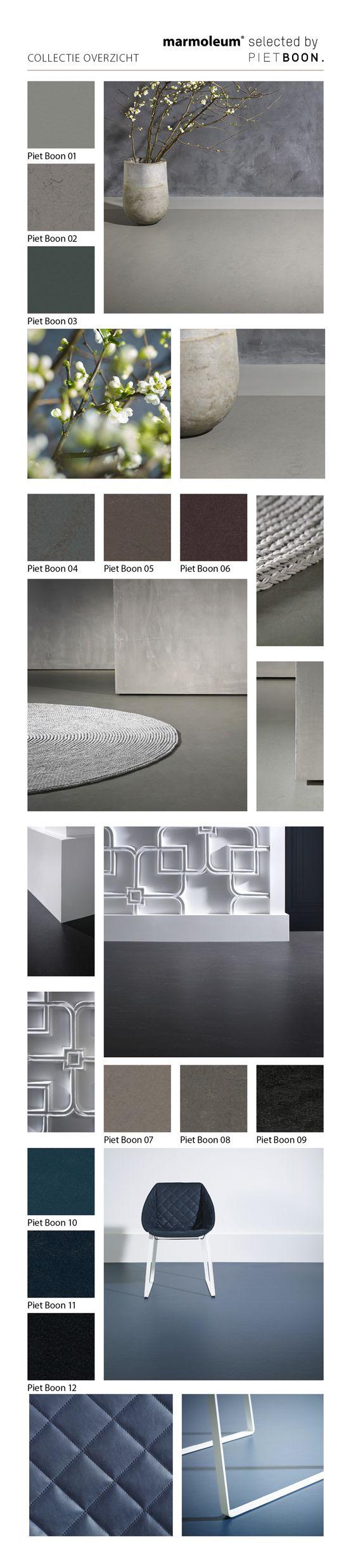 Marmoleum piet boon www.forbo-flooring.nl/Consumenten/Vloeren/Marmoleum/selected-by-Piet-Boon/
