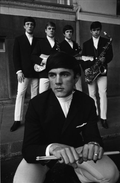 The Dave Clark Five. One of the first London Bands to hit the big time. They were from Tottenham and had us all stomping to Glad All over.
