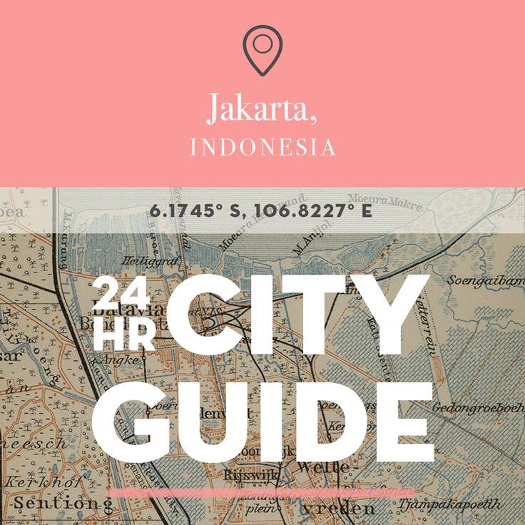 24 Hours in Jakarta, Indonesia