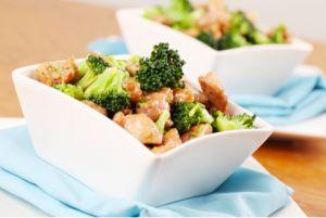Heart Healthy Chicken Stir Fry