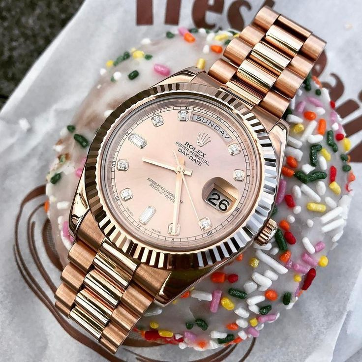 Great start your morning with Donuts and coffee  With Rolex 41mm Rose  Gold  In Stock $28500 only !!! #Repost @knguyen555   #218235 #jewelersontime #president #daydate2 #rosegold #donuts% Authentic.    Buy - Sell - Trade.   (305) 377-3335 info@diamondclubmiami.com #seybold #luxury #watches  #rolex #ap #audemars #hublot #patekphilippe #cartier #diamondclub #watch #diamonds #richardmille #diamondclubmiami #luxurywatch #relojes