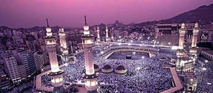 Letak Geografis Kota Mekah | Umroh Bandung 2014