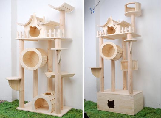 Fancy - Cat Trees from Trillo
