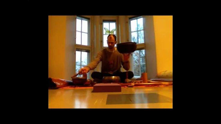 Bastiaan Baaij - Sound Healing @ Yogaschool Shanti