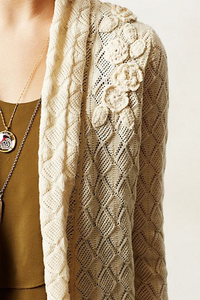 Moonrise Cardigan - anthropologie.com