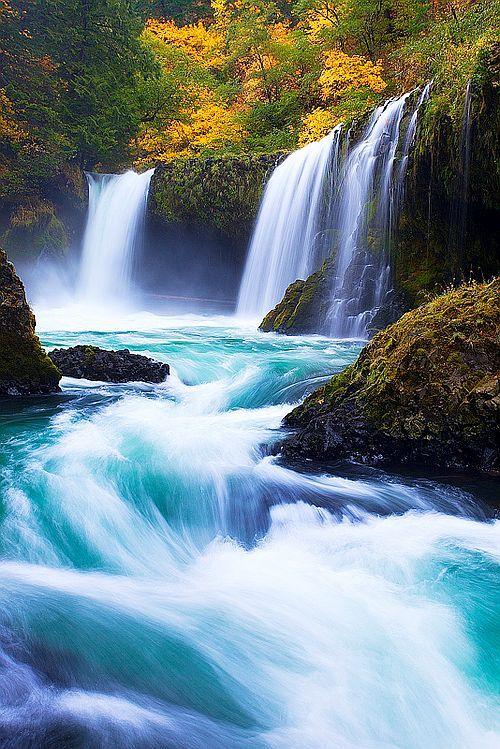 ✯ Spirit Falls, Oregon