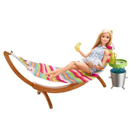 Barbie Hammock Accessory Set