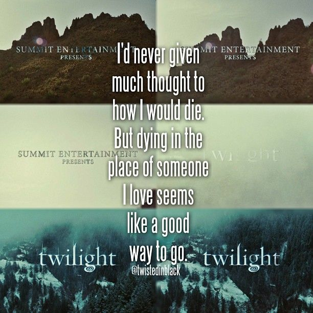 quotes from the twilight saga books