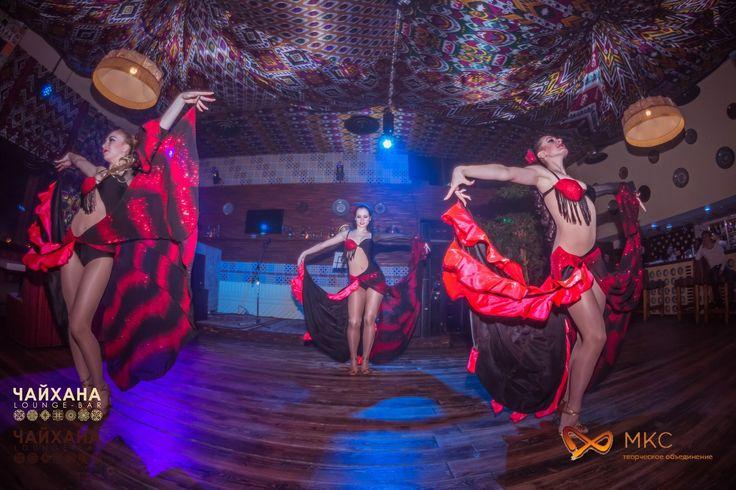 """""""Творческое объединение МКС"""" - не имеет границ в спектре своих возможностей!  Оригинальная, эффектная хореография и высокопрофессиональное её исполнение. Артистичные, яркие, заразительные молодые танцовщицы с прекрасными внешними данными. Элегантные стильные костюмы. Зажигательные танцы шоу-балета превратят любое торжество в яркое зрелище!    Когда пользуешься услугами МКС можешь быть уверен - это гарантия.  Цены по товарам уточняйте у продавца и менеджеров.  Оставь заявку нашему…"""