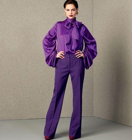 Vogue Naaipatroon 1416-A5 - Vogue - Merken - Patronen