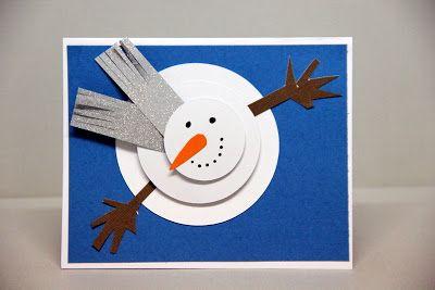 El Rincón de Mara: Más tarjetas de Navidad ...                              …
