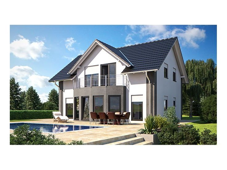 Moderne häuser satteldach grundriss  Die besten 20+ Energiesparhaus Ideen auf Pinterest ...