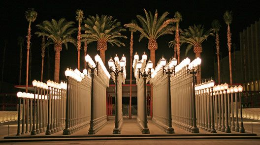 lacma - right across the street!