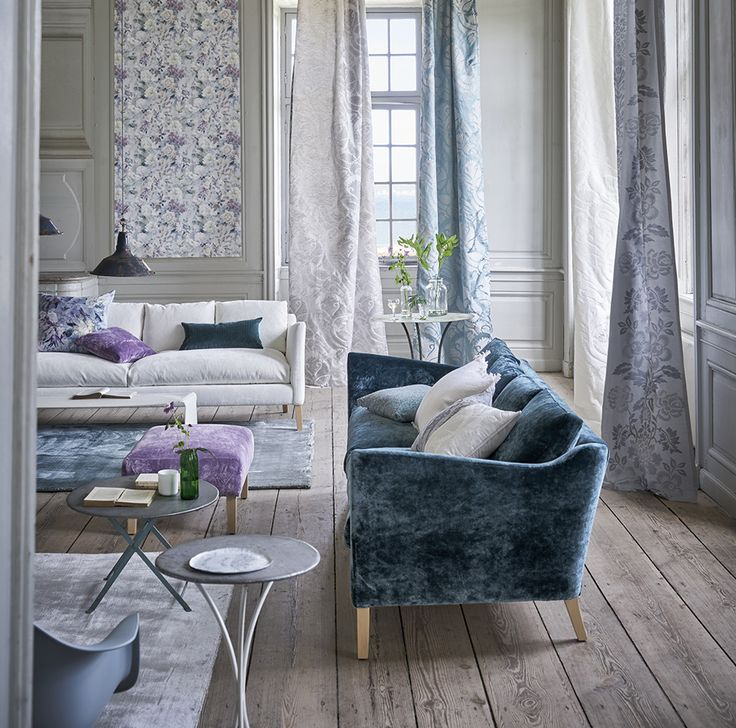 Designers Guild Jardin des Plantes collection