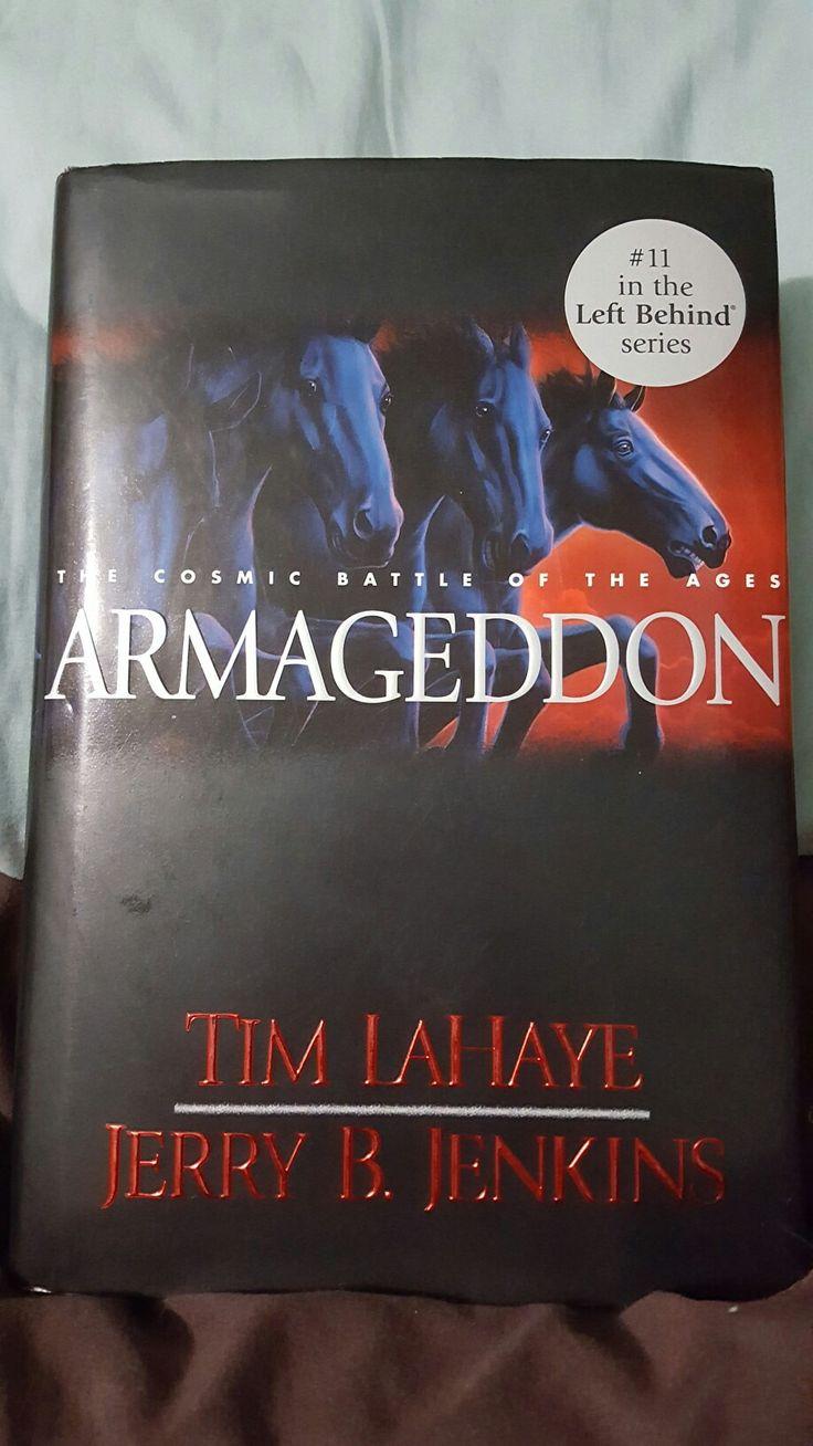 Tim Lahaye And Jerry B Jenkins; Armageddon (left Behind:11)