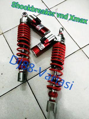 Shockbreaker tabung xmax 250 vnd sok tabung belakang shock breaker