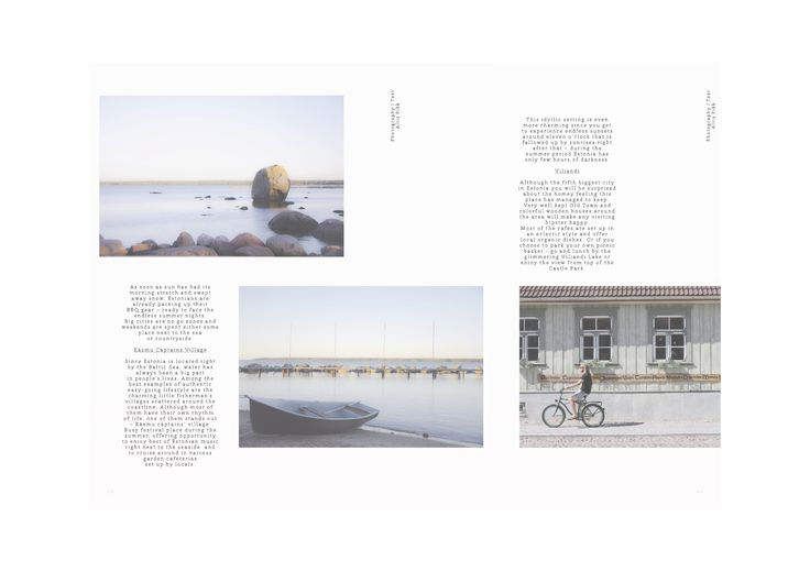 Morning Nomads (journal) / Authentic Summer / Wandering / photographs and text by @aliisphotos