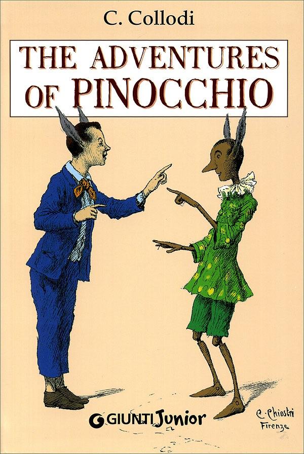 As Pinocchio's nose grows, so do values