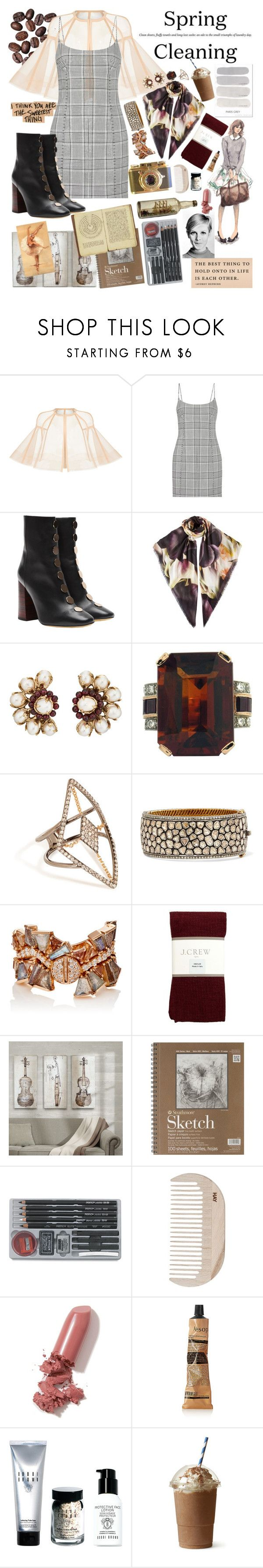 """Just to be close to you"" by carmellascreations ❤ liked on Polyvore featuring Alex Perry, Alexander Wang, E L L E R Y, Ternary London, Goossens, Diane Kordas, Amrapali, Nak Armstrong, J.Crew and Madison Park"