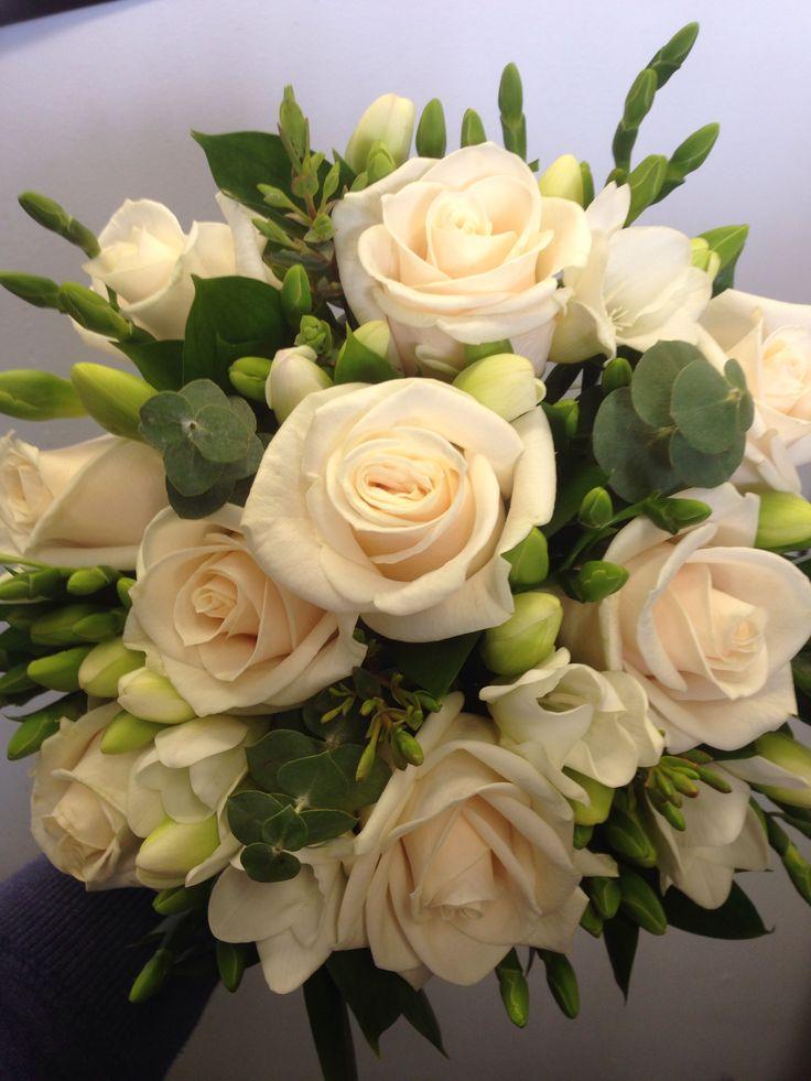 Roses & Freesias