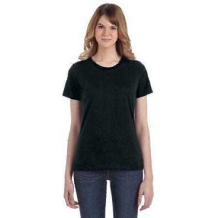 Anvil Ladies' Lightweight T-Shirt 880 - Walmart.com    Size M