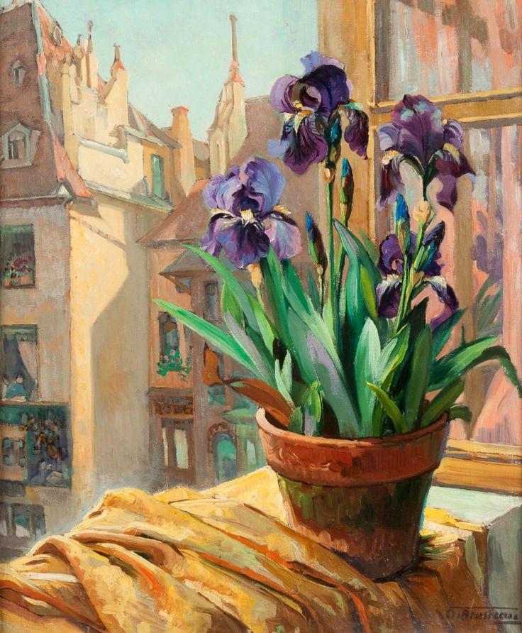 Odette Bruneau (French, 1891 - 1984)
