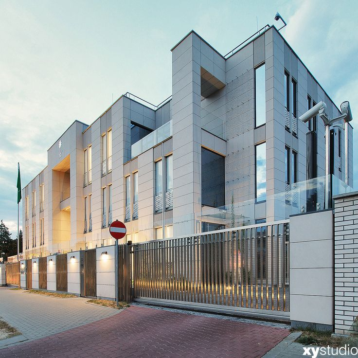 Embassy of the Kingdom of Saudi Arabia - Warsaw xystudio-2015