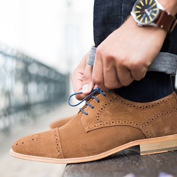 Citadin Shoes offers high-quality men's shoes manufactured in Portugal. #men #shoes #portuguese