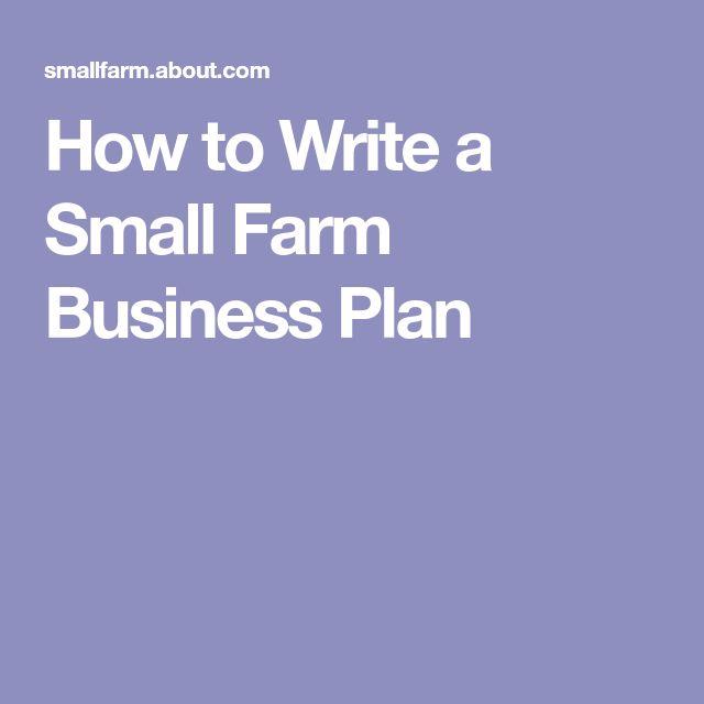 Cranberry farm business plan