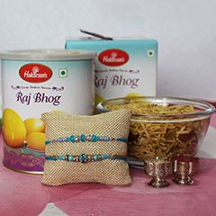 Buy Yummy Treat On Rakhi online from Sendrakhi.com with same day delivery in India at discounted price. Send Fresh Yummy Treat On Rakhi to India For your Dearest brother