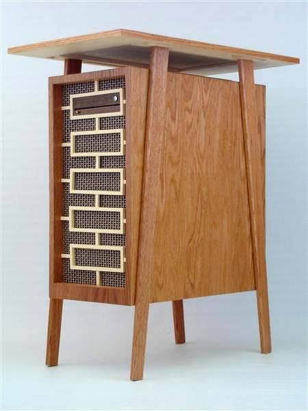 Jeffrey Stephenson Designs  super neat art deco and midcentury styled  computer shells. 63 best Wood and Computers images on Pinterest   Computer case